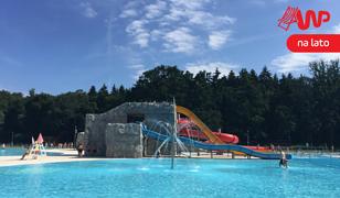 Aquapark jest, pogoda też dopisuje. Tylko z klientami jest problem, bo na basen nie ma jak dojechać