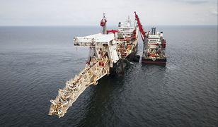 Budowa gazociągu Nord Stream 2 budzi sprzeciw wielu państw, w tym Polski