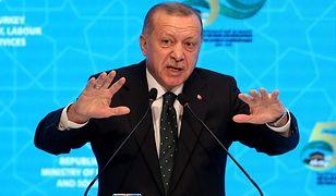 Prezydent Turcji Recep Tayyip Erdogan odgraża się USA: zamkniemy amerykańskie bazy