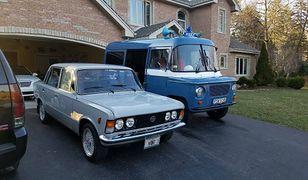 Niezwykła Nysa i Polskie Fiaty jeżdżą po drogach w USA – galeria zdjęć