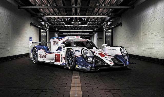Toyota zdradza plany wyścigowe na sezon 2015