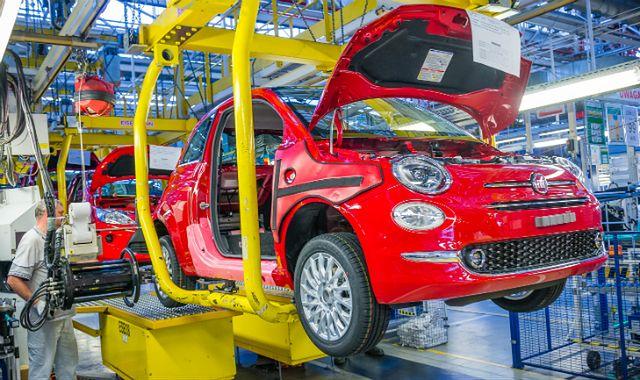Fiat liderem produkcji samochodów w Polsce