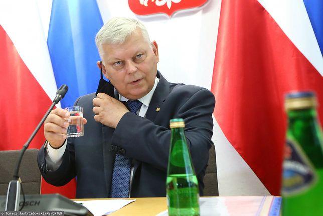 Jarosław Gowin chciał być prezydentem? Marek Suski zaskakuje