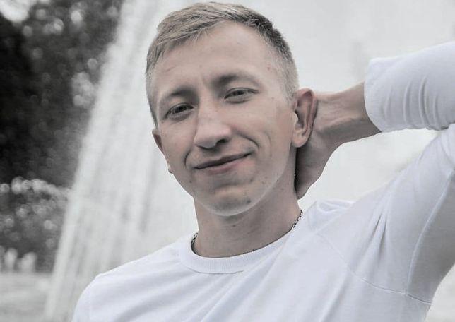 Ukraina. Śmierć znanego białoruskiego opozycjonisty Witala Szyszoua
