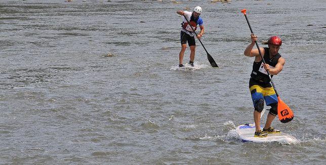 SUP, czyli Standup Paddle - sport, gdzie nikt się nie spieszy
