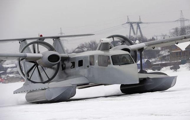 Rosjanie stworzyli latający autobus