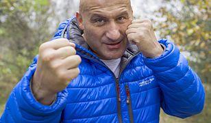 Wiadomo, do kogo trafi niebieska kurtka Najmana przekazana na WOŚP. Poszła za ponad 20 tys. zł!