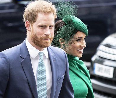 """Książę Harry przyznał, że """"podążanie za Meghan było błędem"""""""