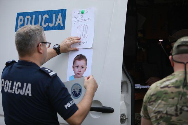 Nieoficjalnie: w aucie ojca 5-letniego Dawida znaleziono krew chłopca