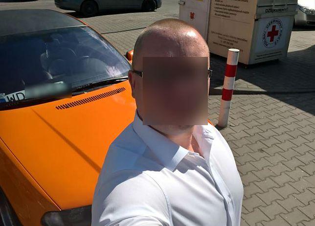 """Kim jest kierowca, który potrącił mężczyznę na Sokratesa w Warszawie. Chwalił się """"zabawką dla dużych chłopców"""""""