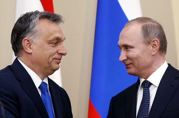 Premier Węgier Viktor Orbán w Moskwie. Test europejskiej spójności