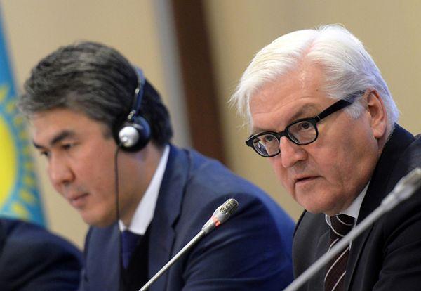Niemcy ostrzegają przed konfrontacją zbrojną na Ukrainie