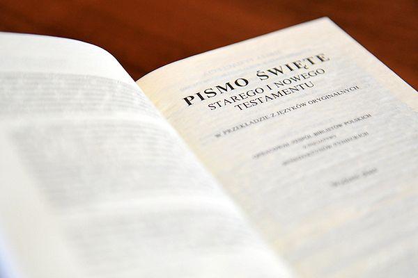 """Władze Malezji skonfiskowały Biblie z określeniem Boga jako """"Allaha"""""""
