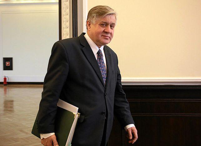 Sejm zajmie się uchyleniem immunitetu Krzysztofowi Jurgielowi
