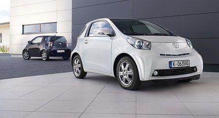 Najmniejsza Toyota już w Polsce