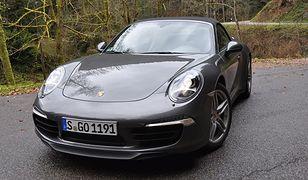 Porsche 911 4S: dla rozsądnych maniaków szybkości