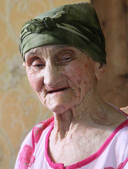 Okazało się, że staruszka ma... 130 lat