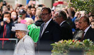 Królowa Elżbieta II w Niemczech