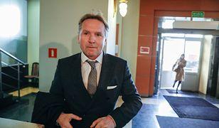 Gerald Birgfellner w prokuraturze