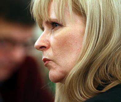 Małgorzata Gosiewska była zaskoczona sposobem poinformowania jej o zakazie wjazdu do Rosji