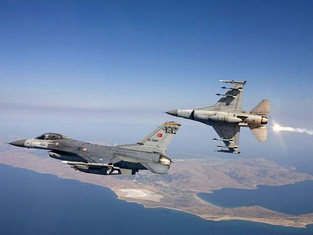 Tureckie myśliwce wielozadaniowe F-16