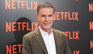 Wywiad z szefem Netflixa. Reed Hastings: Chcemy, żeby ludzie przez nas mniej spali