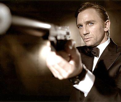 Daniel Craig jako James Bond