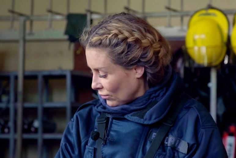 """Rozenek skoczyła za mężem w ogień. Producenci """"Iron Majdan"""" znowu zaskoczyli"""