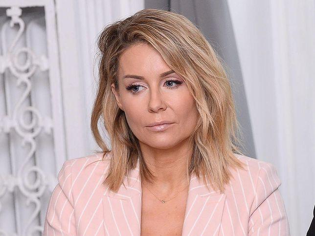 Twórczość Olgi Tokarczuk jest niezwykle ważna dla Małgorzaty Rozenek