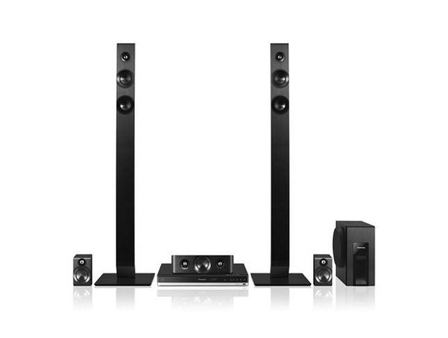 CES 2014: Nowe zestawy kina domowego i ciekawe głośniki Panasonic