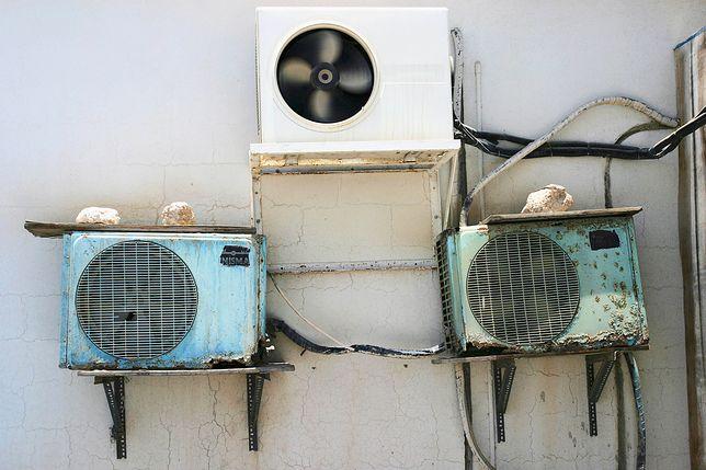 Gazy HFC stosuje się w chłodnictwie i klimatyzacji, a także w aerozolach, piankach i rozpuszczalnikach.