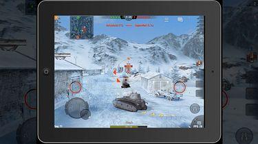 Co ja gram: Beta World of Tanks Blitz, czyli czołgi na tablecie