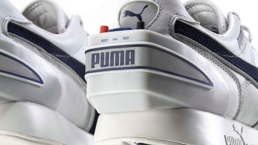 Buty do biegania Puma RS wracają ze starym wzornictwem i nową elektroniką