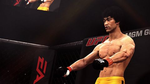 Czy Bruce Lee dałby sobie radę w oktagonie?
