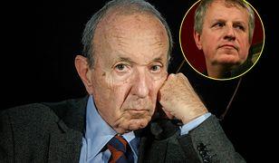 Daniel Passent i Zbigniew Mentzel pokłócili się o zegarek.