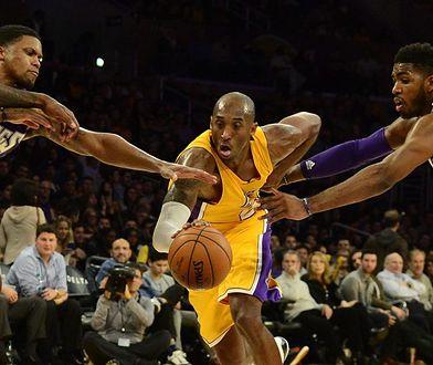 Kobe Bryant był najmłodszych zawodnikiem, który użyczył nazwiska grze wideo
