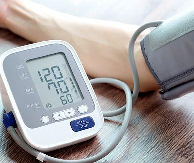 Warto regularnie mierzyć ciśnienie