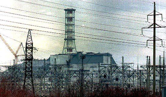 Demonstracja przeciwników energii nuklearnej