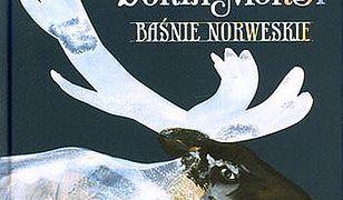 Zamek Soria Moria. Baśnie norweskie (okładka z reniferem)