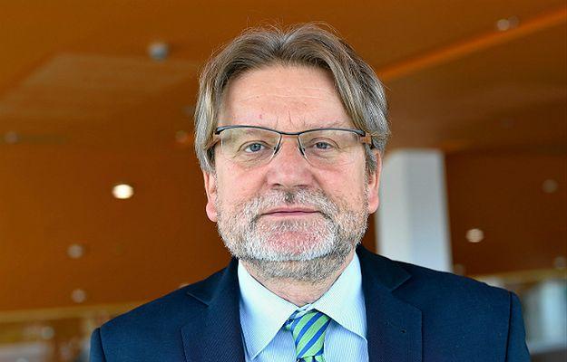 Wiceminister zdrowia Jarosław Pinkas