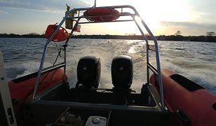 WOPR nie ma pieniędzy nawet na paliwo do łodzi motorowej