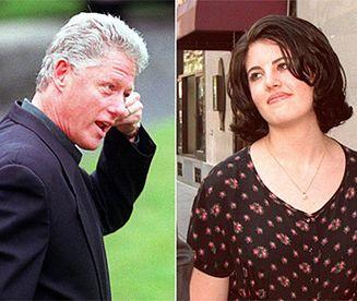 15 lat od afery rozporkowej Billa Clintona z Moniką Lewinsky