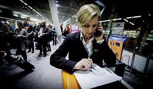 Dorota Kornaszewska na Lotnisku Chopina w Warszawie codziennie zawiaduje obsługą tysięcy pasażerów