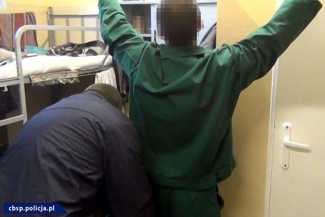 Handlowali narkotykami w więzieniu. Zatrzymano dziewięć kolejnych osób