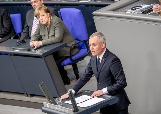 Szef parlamentu Francji krytycznie o Polsce. Gorzkie słowa w Berlinie