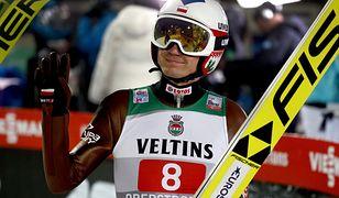 Skoki narciarskie 2019 na żywo - transmisja online i TV z zawodów Pucharu Świata w lotach narciarskich w Oberstdorfie.