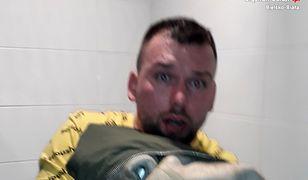 Chciał zrobić zdjęcie nagiej w toalecie, sam dał się sfotografować. Apel policji ze Śląska