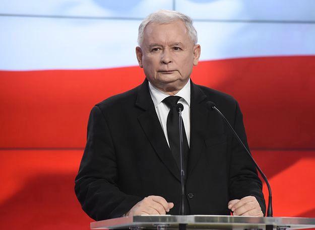 """PiS nie poprze kandydatury Donalda Tuska na stanowisko szefa Rady Europejskiej? Ekspert: Kaczyński odwraca uwagę od """"czarnego protestu"""""""