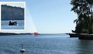 """Obcy okręt podwodny na filmie spod Sztokholmu. """"Rosjanie penetrują Bałtyk"""""""
