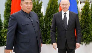 Szczyt Putin-Kim we Władywostoku. Pierwsze takie spotkanie